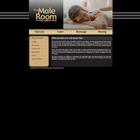 The Male Room Salon